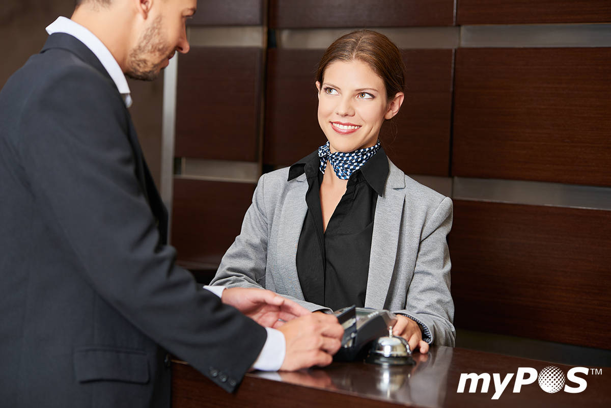 hospitality payment with myPOS™