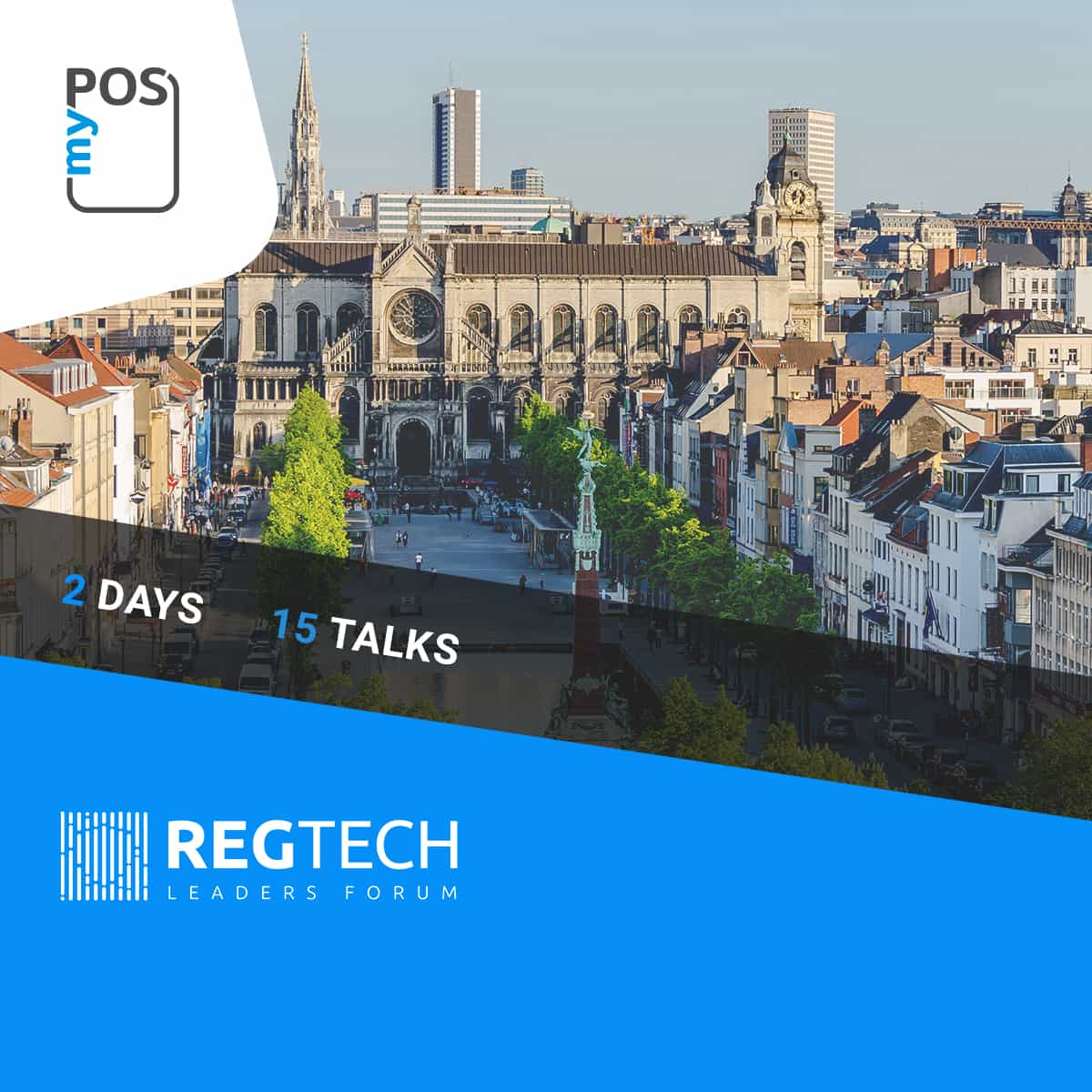 From RegTech to FinTech – myPOS at NPF Regtech Leaders Forum 2017