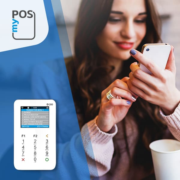 The myPOS Top-up service is more affordable than ever