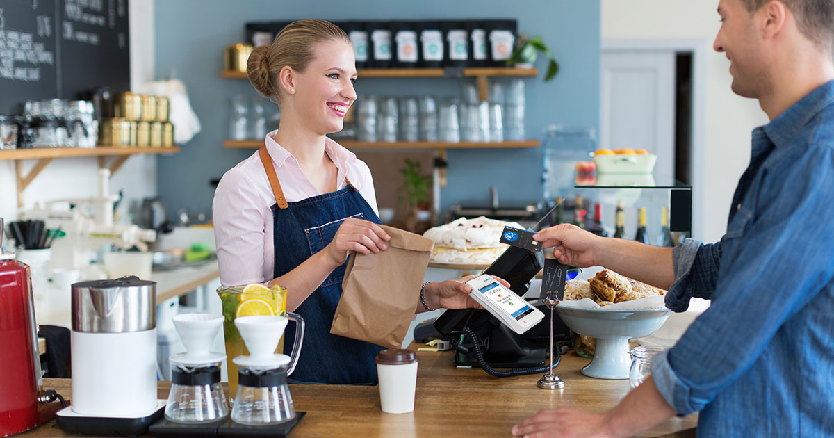 Modern payment technologies are changing the consumers' demands and expectations and reshaping the restaurant industry
