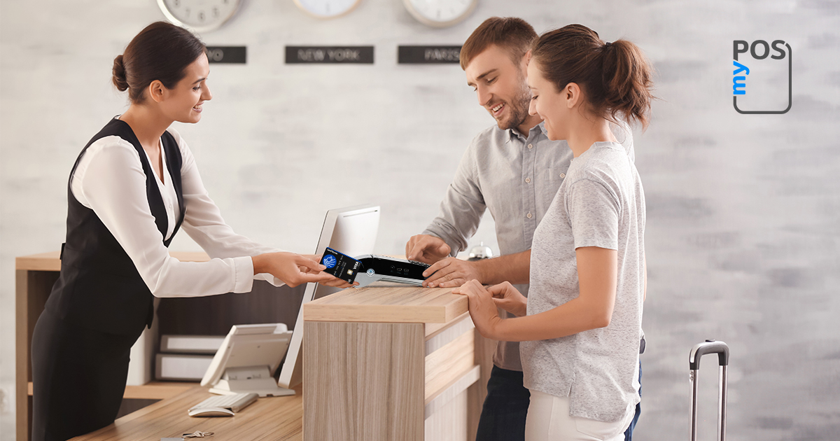 10 reasons to choose mobile payment terminal for your hotel
