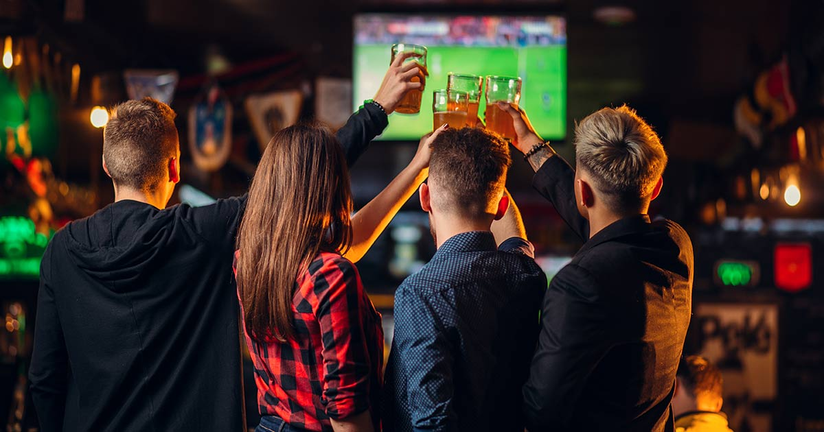 Bar owners! Is your bar ready for FIFA World Cup 2018 fаns?