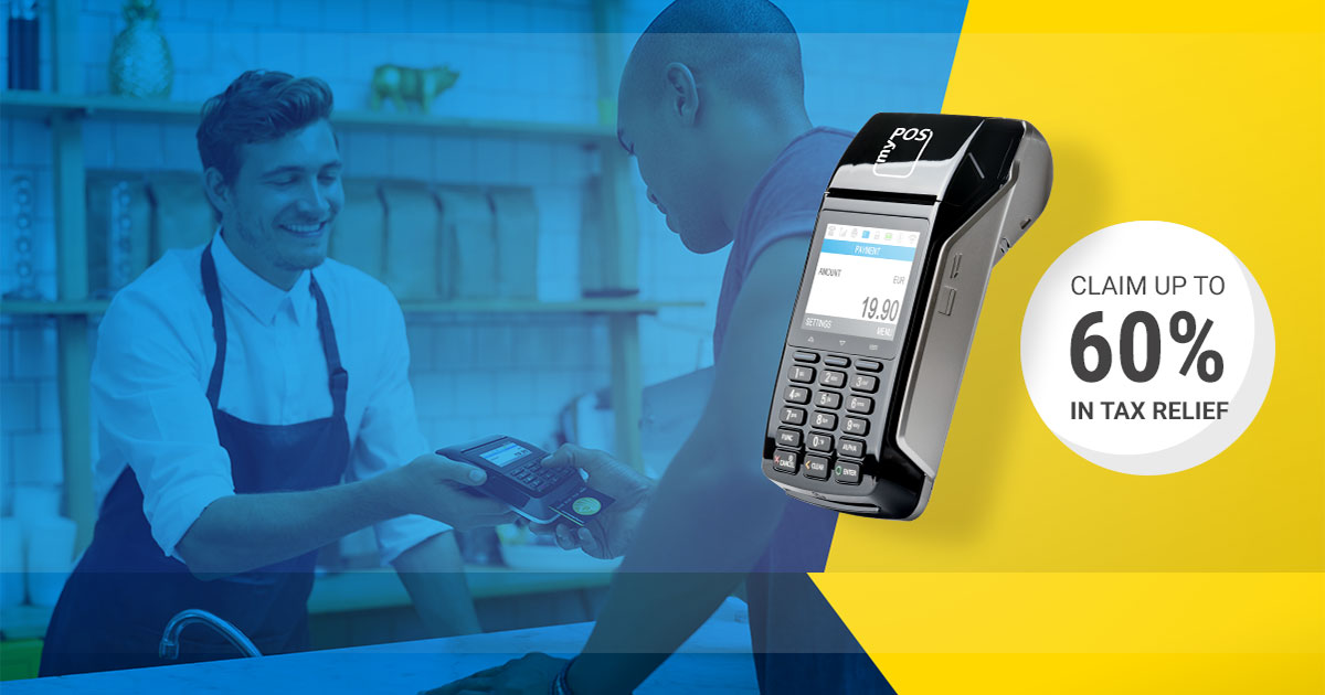 Introducing the new tax relief on payment terminal purchase in Belgium: What you need to know?