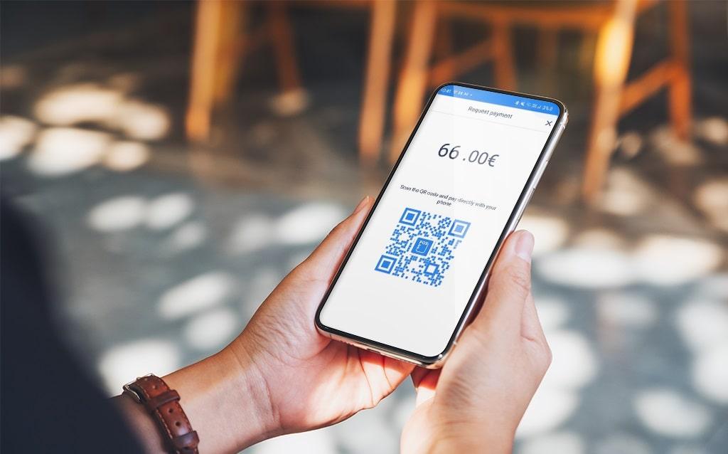 myPOS la méthode de paiement par QR code