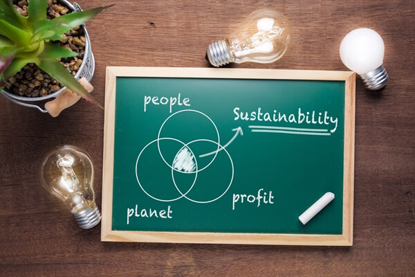 Sustainability plan for small business